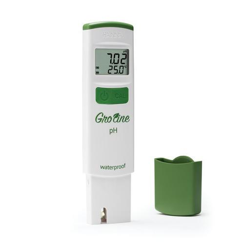 Tester pH/ Temperatura impermeable para agricultura